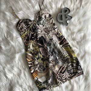 Anthropologie Leifsdottir Printed Dress